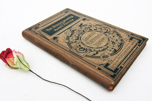 Antique Schoolmasters Book