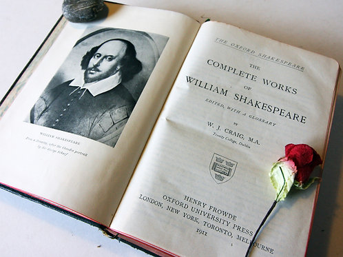 Complete Works Shakespeare