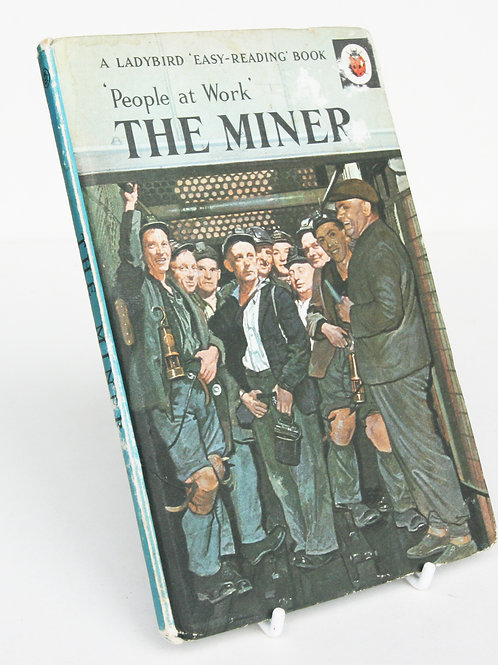 Miners Vintage Ladybird Book