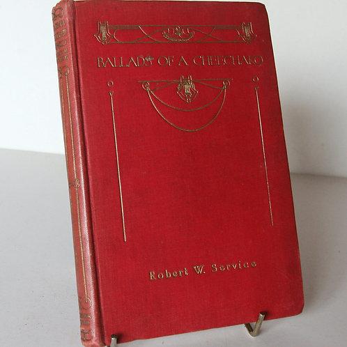 Ballads Of A Cheechako 1919s