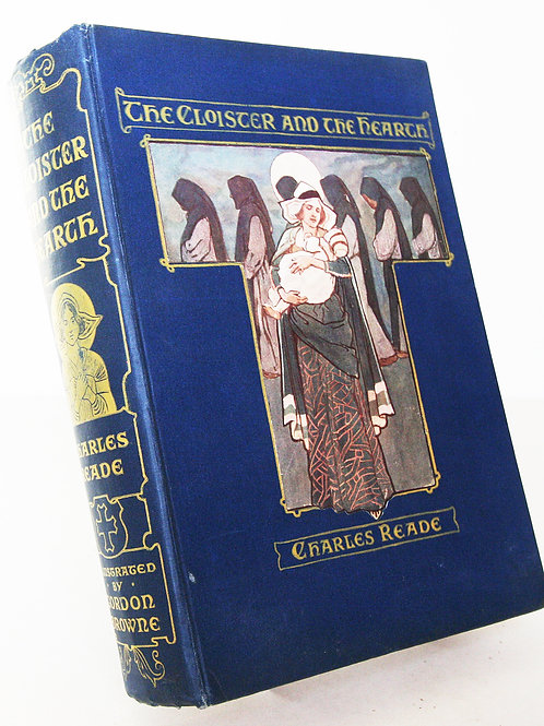 Illustrated Childrens Book Cloister and the Heath