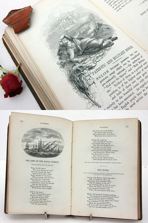 English Songs Illustrated