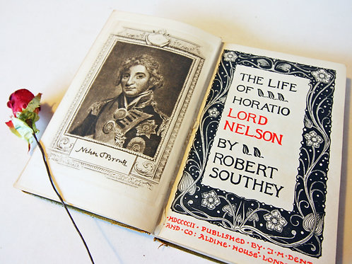 Life Of Nelson 1902