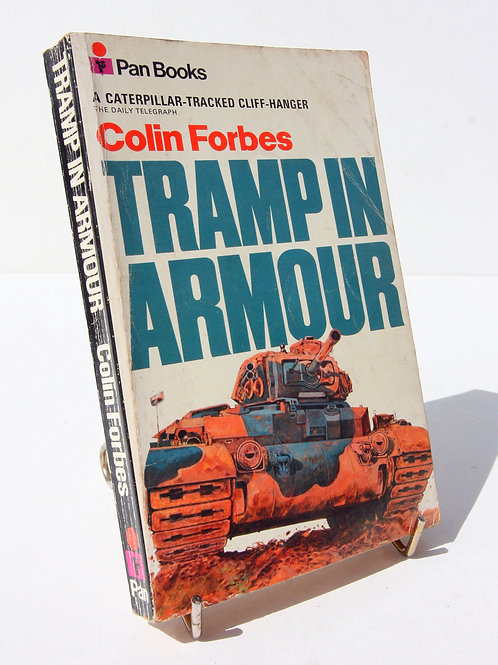 Tramp in Armour 1969 Colin Forbes