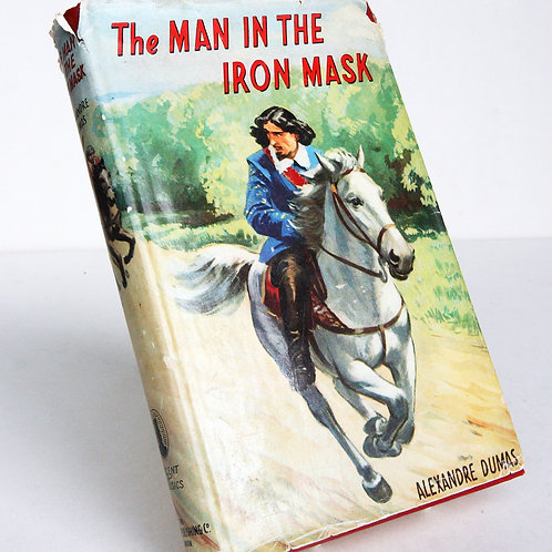 The Man In The Iron Mask by Dumas