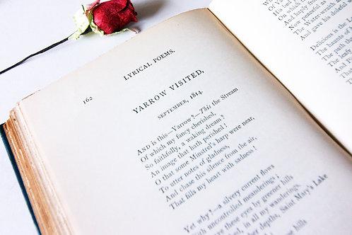 Wordsworths poetical works