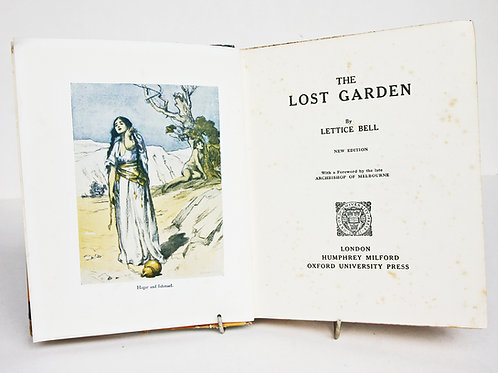 The  Iost Garden by Lettice Bell Children's books