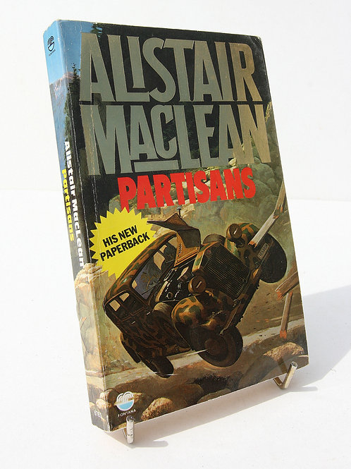 Partisas by Alistair Maclean