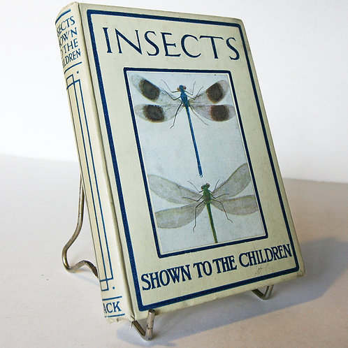 Insects Vintage guide