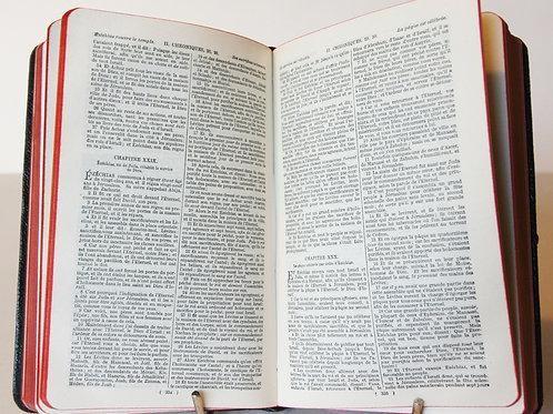 Sainte Bible 1911
