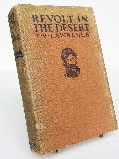 Revolt in The Desert T.E. 1920