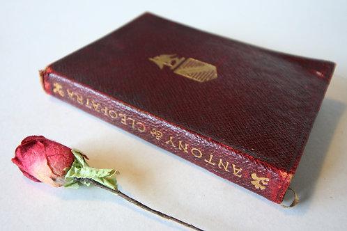 Antony And Cleopatra Red William Shakespeare 1906