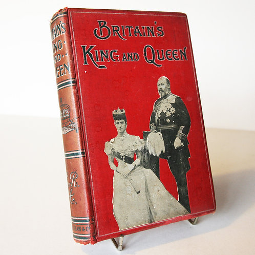 Britain's King And Queen 1902