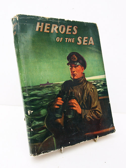 Heroes Of The Sea 1950s adventure