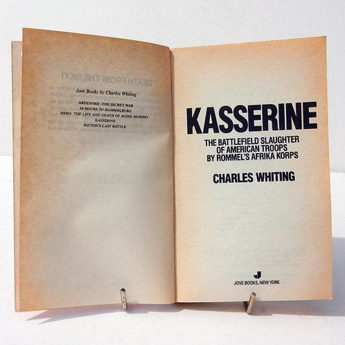 Kasserine by Charles Whiting