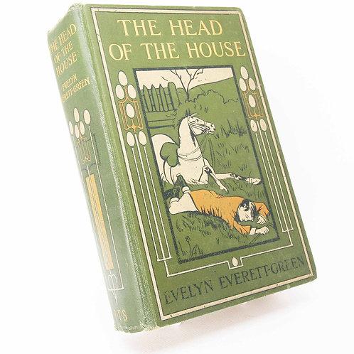 Story book Schoolbook 1905 Childrens books Antique school booksHardback Vintage