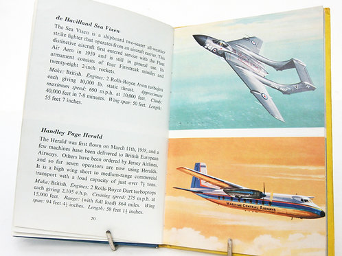 Aircraft colour ladybird bookAircraft colour ladybird book