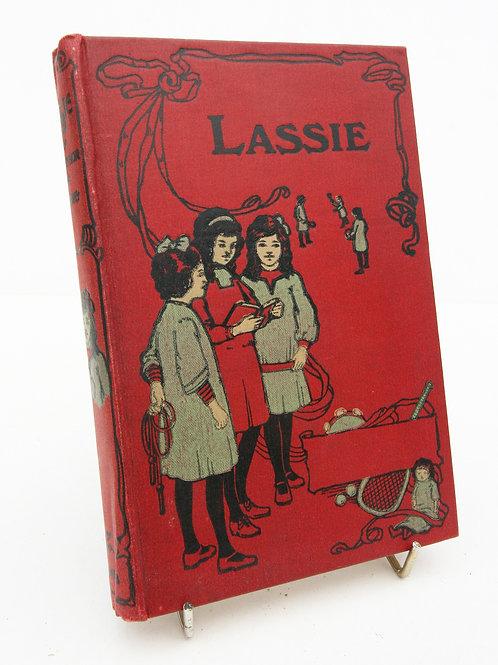 Lassie Childrens book