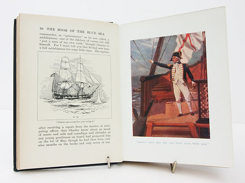The book of the Blue Sea