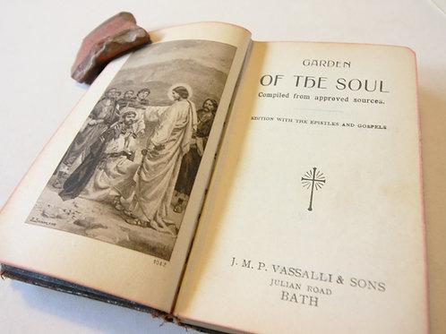 Garden Of The Soul Christian Book