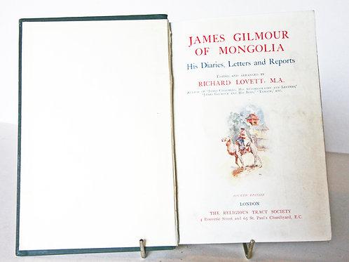 James Gilmour Of Mongolia