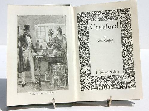 Cranford Vintage hardback