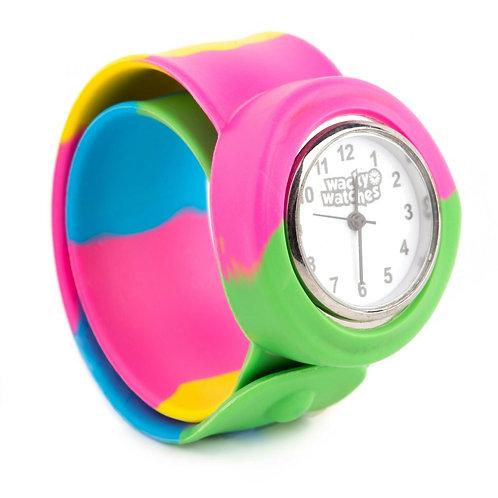 Rainbow Slap Watch