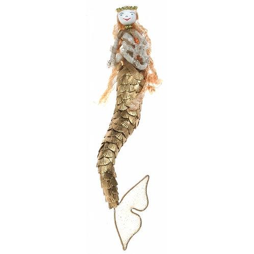 Gold Fish Mermaid