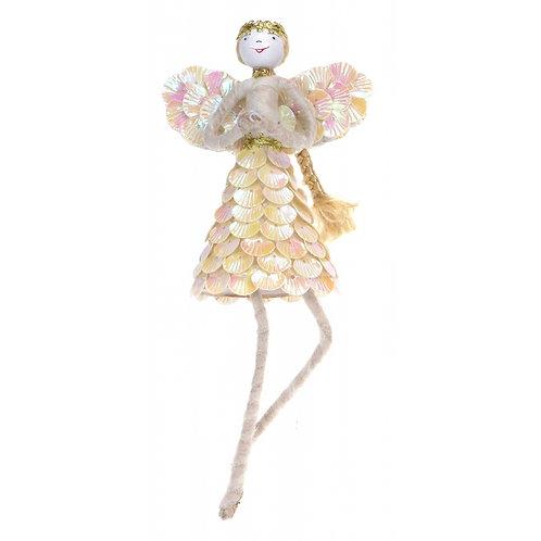 Rainbow Scallop Fairy