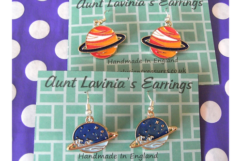 Aunt Lavinia Planet Jewellery