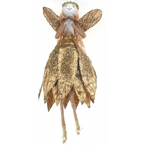 Gold Venetian Fairy