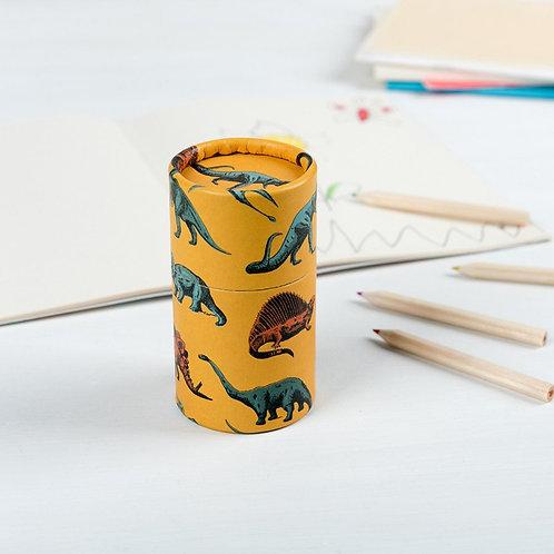 Dinosaur 36 Colour Pencils
