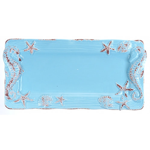 Ceramic Sea Life Tray