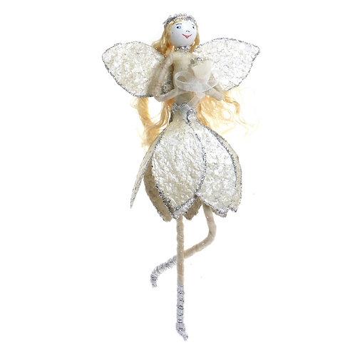 Silver Capiz Fairy