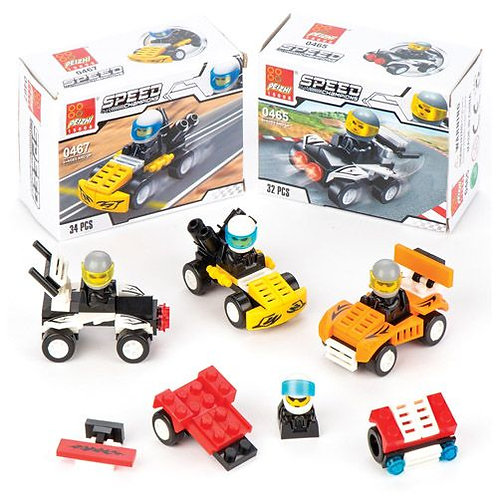 Speed Racer Building Kits