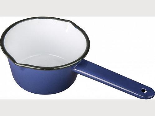 Falcon Blue Enamel Saucepan