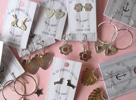 Old Farmhouse Sterling Silver Jewellery