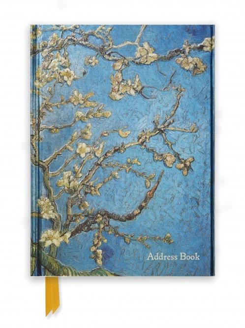 Van Gogh: Almond Blossom (Address Book)