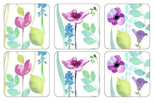 Water Garden Coasters