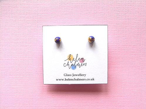 Helen Chalmers Mini Stud Earrings (Design 39)