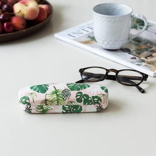 Tropical Palm Glasses Case