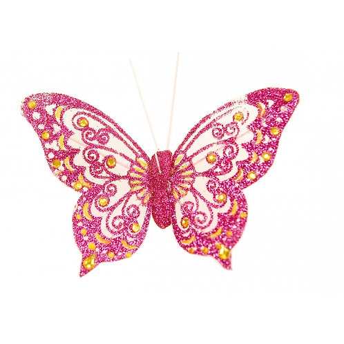 Butterfly Clips Box of 12