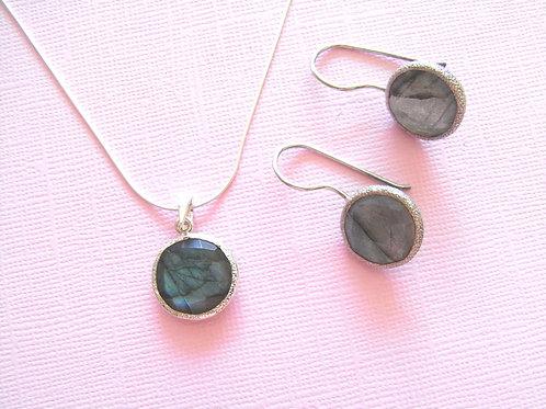 Siren Silver Labradorite Jewellery