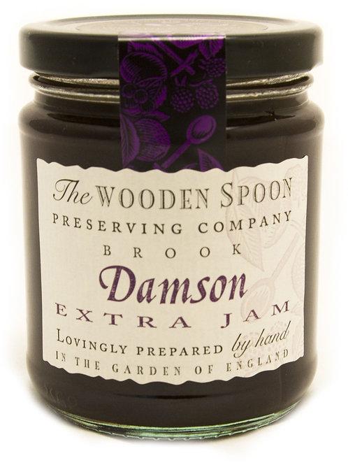 Wooden Spoon Damson Jam 340g