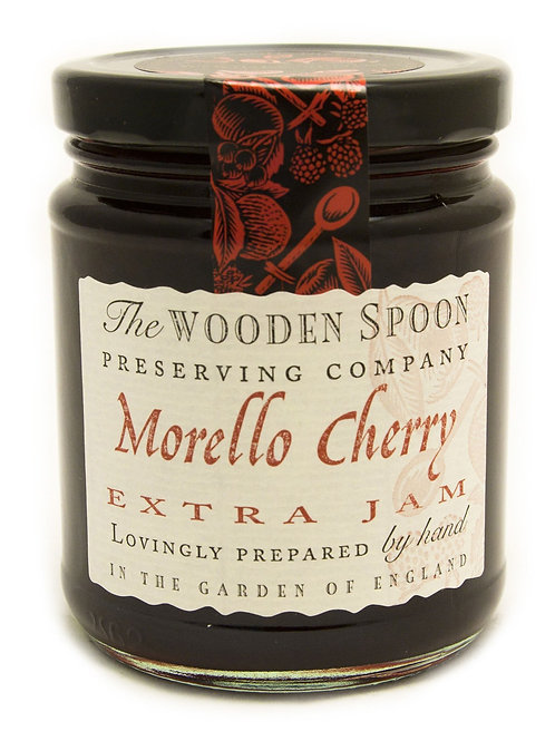 Wooden Spoon Morello Cherry Jam 340g