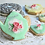 Thumbnail: Tea Pot + Teacup Cookie Set