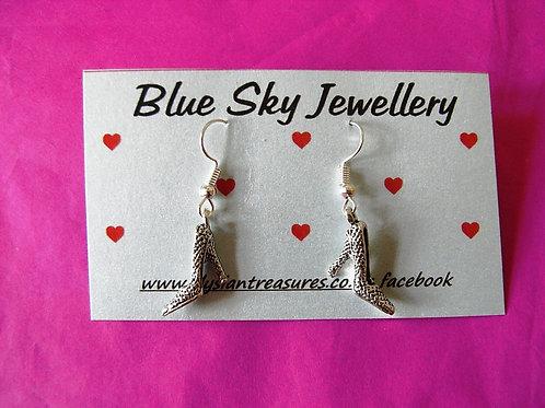 Blue Sky Stiletto Earrings
