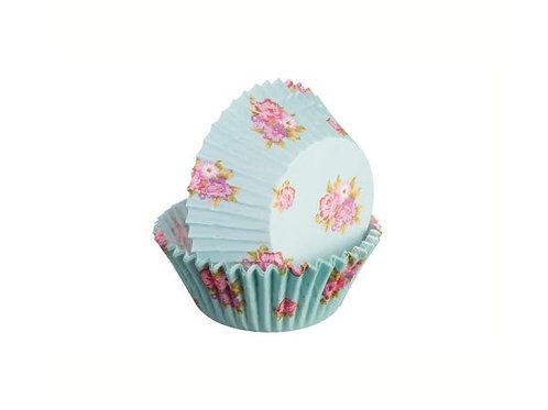 Mini Blue Floral Cases