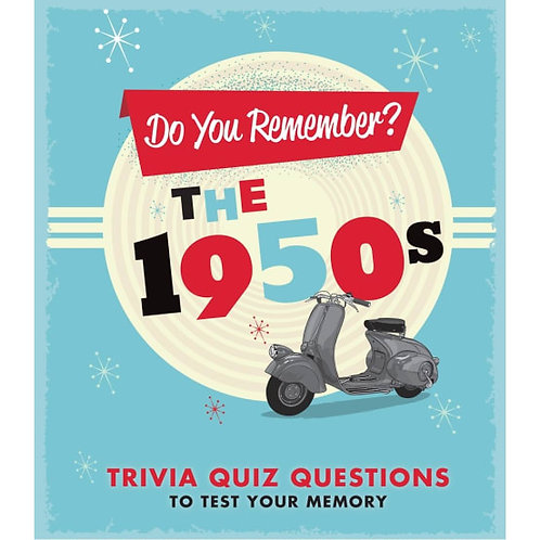 Do You Remember The 1950's?