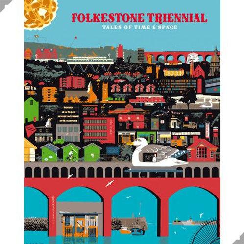 Folkestone Triennial Poster 2008